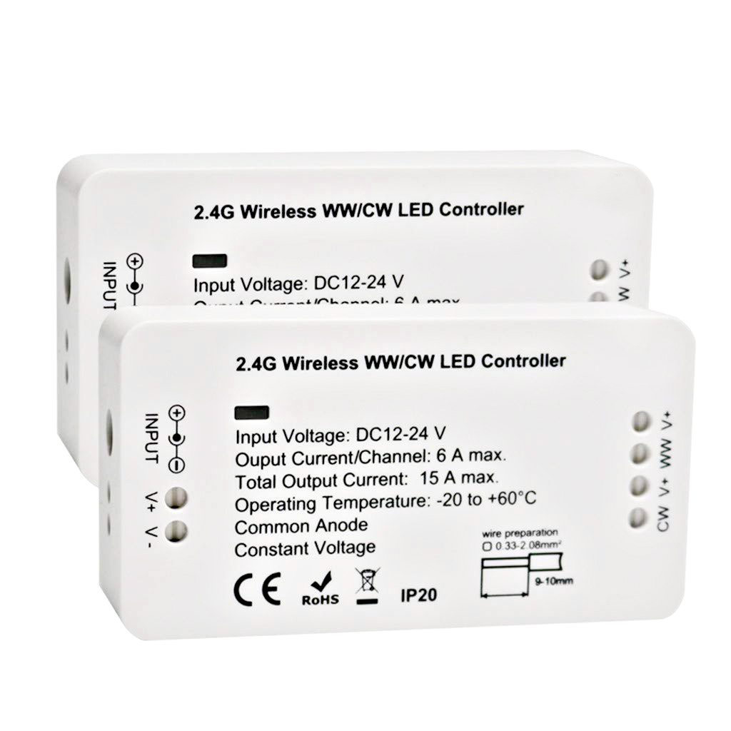 Zigbee Dimmer Switch LED Strip Controller